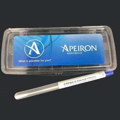 Apeiron genomics swab stick | drtracygapin.com