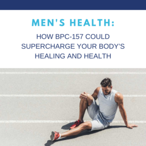 How BPC-157 could supercharge your body's healing and health